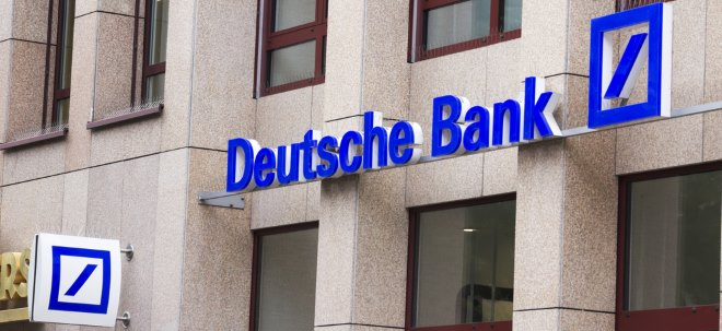 US-Pensionsfonds verklagt Deutsche Bank wegen Zinsmanipulation